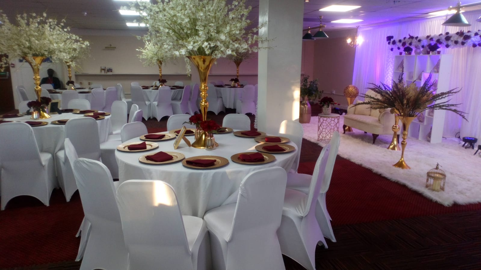 Banquet Hall for Hire